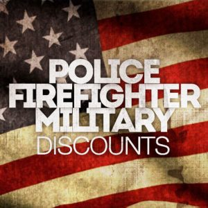 Discounts for Police, Firefighters, and Military | Fitness Club MI